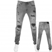 True Religion Rocco Jeans Grey